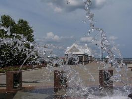 Large Fountain 6 by tn-scotsman