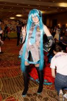 Hatsune Miku at A-kon23 by Death-the-Girl88