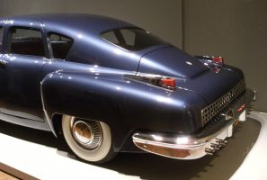 '48 Tucker, rear end by finhead4ever