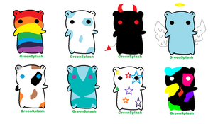 Free Gummy Adopts!(CLOSED) by Solarfox123