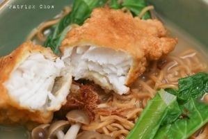 Fish noodle 2 by patchow