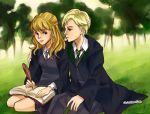 commission: sunny afternoon by chrissichan