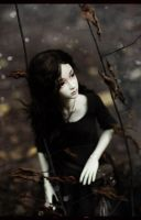 Eve and the Spirit of Nature3 by cottongrey