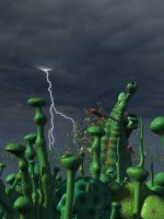 After the Storm II by gerberc