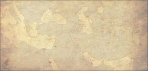 Ancient Hellenistic map by PHN104