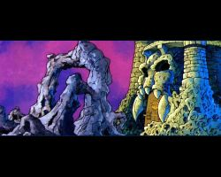 Castle Grayskull by FNHot