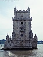 Belem Tower. by AraujaPhoto