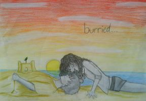 buried by art-is-an-expression