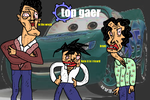 the top gear men from top gear by PeteOFoyle