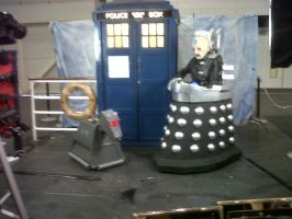 Dr Who at MCM Expo by Londonexpofan