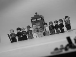 The 11 Doctors 2 by AndrewStone