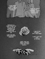 My flower the Gazette doujinshi ch1 page 2 by mittilla