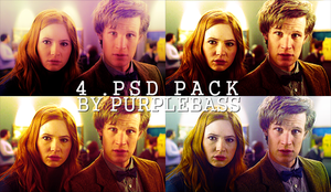4 .psd pack - 23, 24, 25 by gothicyuna