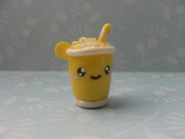 Kawaii Clay Lemonade by CraftyOlivia