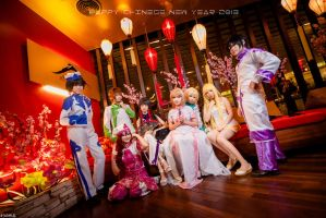 CLAMP (Chinese New Year) by josephlowphotography