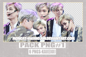PACKPNG#1 [141001] by MonCat-HwangJun