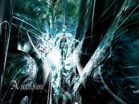 Ascension by syragon