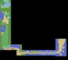 Remakes of Routes 104 - 109 for Ponymon Anarchy by Discord-Drocsid