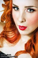 Pin up Beauty Make up 3 by Andrei-Mischievous