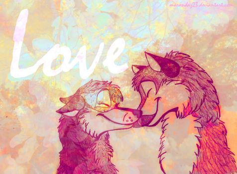 Love by Coloran