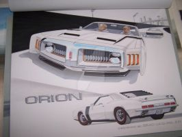 Olds Orion concept by cadillacstyle