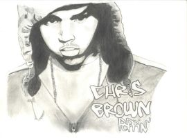 chris brown by CocoaCat94
