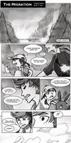 Pokestory: The Migration by ky-nim