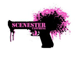 Scenester Shirt Design by YouwithoutMe