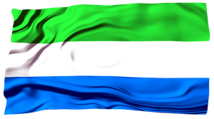 Flags of the World: Sierra Leone by MrAngryDog