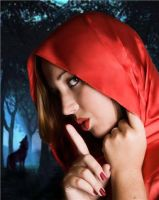 Little Red Riding Hood by Isawa-Hiromi