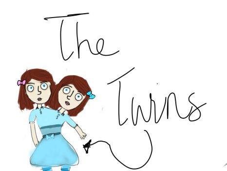 The twins! :0 by mackmack2424