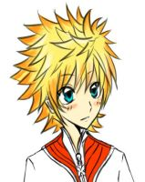 Is it Roxas or Ven by terrahotaru