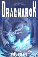 Dragnarok Cover by magmi