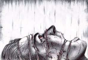 The Evil Within by Shikur0o