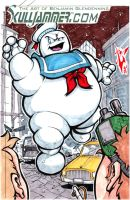 OSC Staypuft Strut by skulljammer
