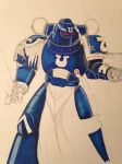 ultramarine WIP by jstaff24