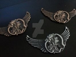 Aero-Cruise Emblems by xxAlexaBlack