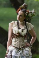 Stock - Steampunk Fairy 2 by S-T-A-R-gazer