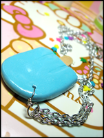 Sea Salt Jumbo Necklace by GrandmaThunderpants