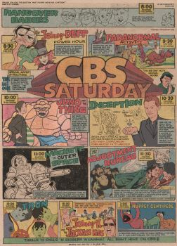 CBS Saturday Morning TODAY by Thinkbolt
