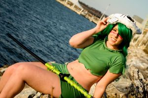 Nel By the Sea by KitKatCaughtcha