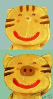 Cat Or Pig by cat340379390