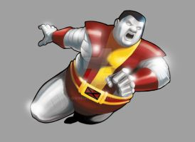 Chubby Colossus by gwinchy