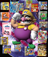 Wario's Games by sonictoast