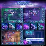 Moonlight Minions by PinkParasol