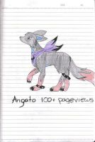 Thanks for the 100+ pageviews by Delta-Frontier