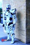 My ARS suit by ShinraExSoldier