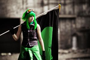 GUMI: Eager Love Revenge II by edylisation