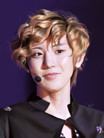 Chanyeol by sassyeol
