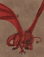 Red Dragon by raerae